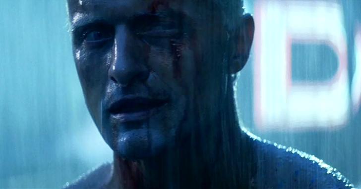 《銀翼殺手》中的最後的經典獨白,人造人羅伊·巴蒂飾演者魯格·豪爾離世