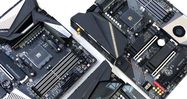 AMD Ryzen 3000 系列桌上型處理器大舉進攻,良駒配好鞍 GIGABYTE X570 晶片組主機板如何選?