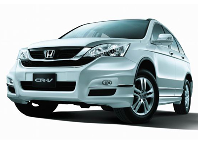 限量推出Honda CR-V Modulo特仕版