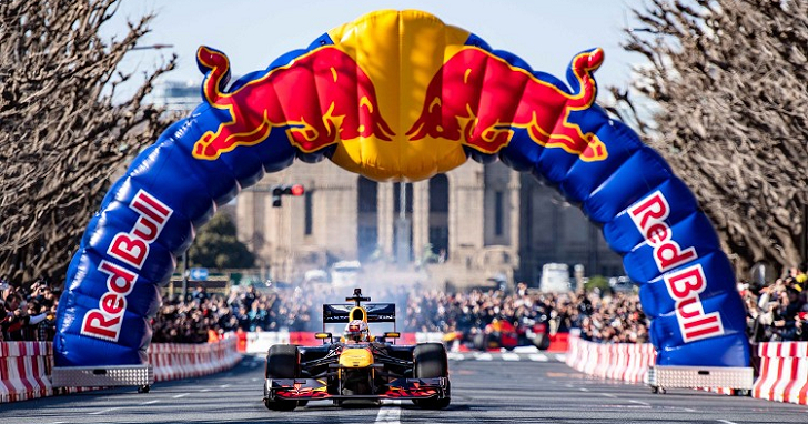 F1 賽車沒去高雄先到台北!RED BULL RACING F1 SHOWRUN 2020 登場