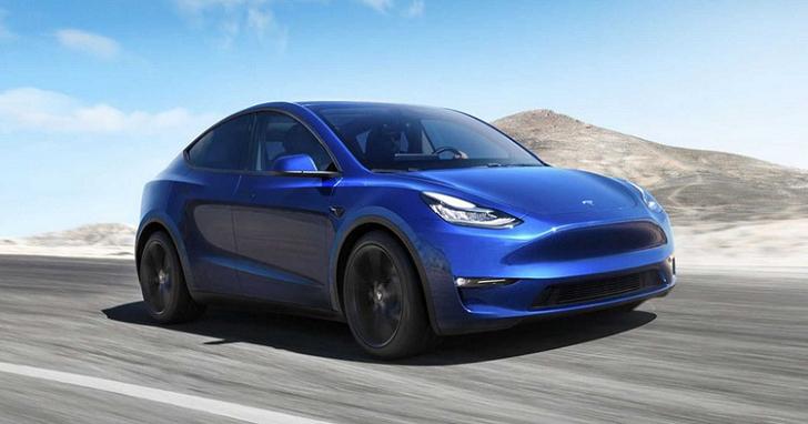 特斯拉宣布新型車款 SUV TESLA Model Y,預計 2020 年秋季正式投入生產