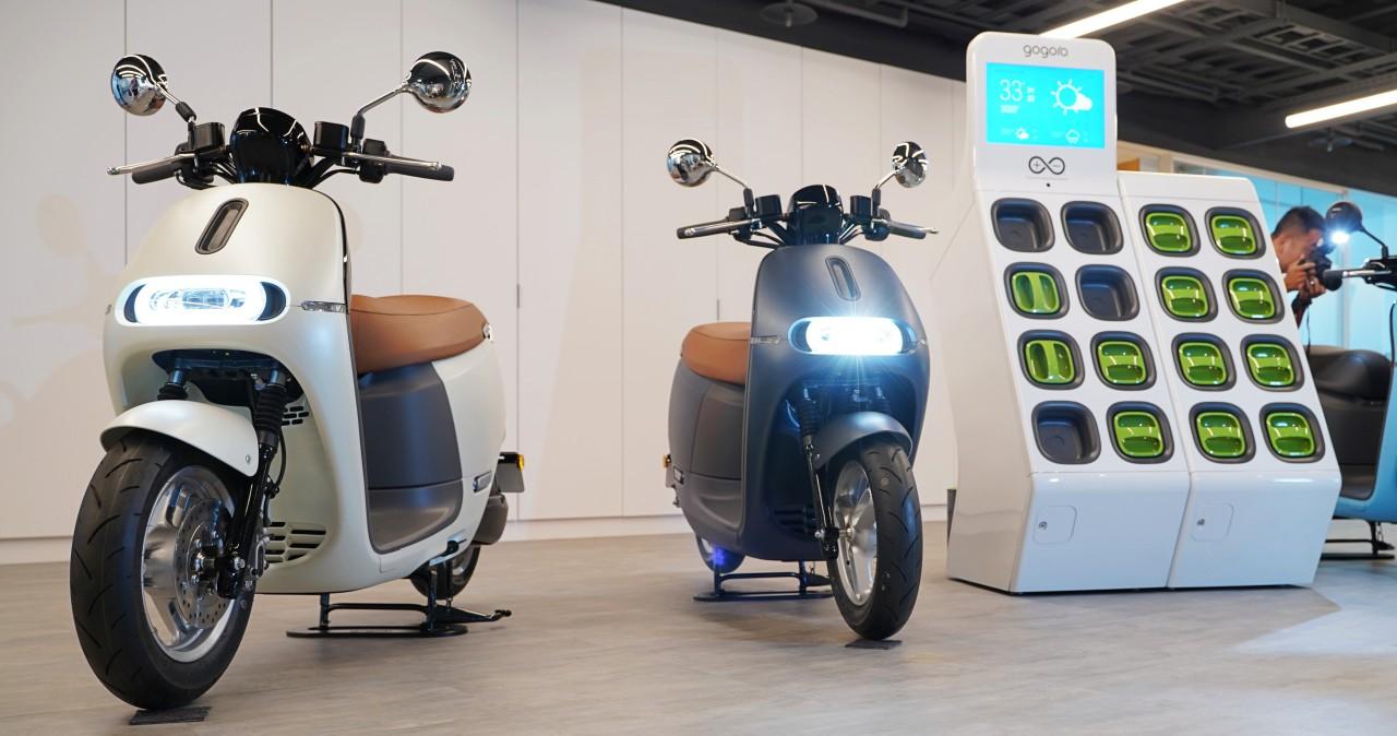 Gogoro 2 小改款:加入置物架、感應卡並提升動力,加碼新購車款前六個月電池服務資費 0 元!