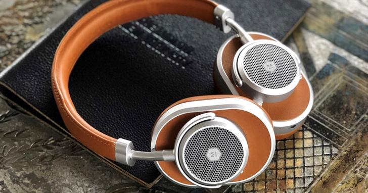 Master&Dynamic 在台上市 MW65 頭戴式降噪藍牙耳機,主打高音質與時尚復古造型,售價 15,900 元