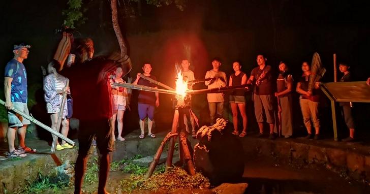 這夏超有趣,青年壯遊點帶你前進部落冒險去