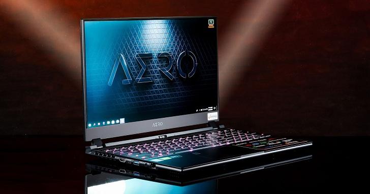 GIGABYTE AERO 15 OLED XA 評測:All Intel Inside 與 NVIDIA Studio 認證,為創作者打造的效能筆電