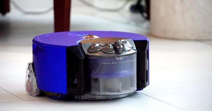 Dyson 360 Heurist 新一代智能吸塵機器人終於在台上市,以「吸塵器」效能破除掃地機迷思