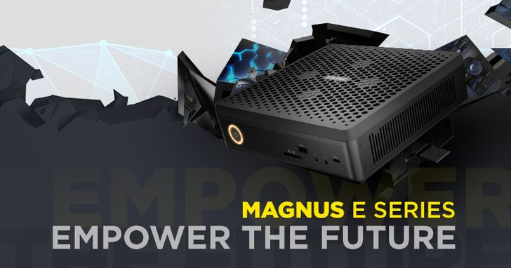 ZOTAC推出纖薄型MAGNUS迷你創作者電腦