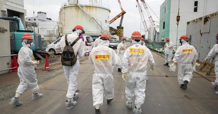 福島核電站正面臨沒有空間儲存放射性水的窘境