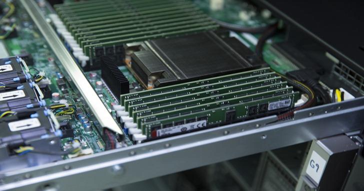 金士頓Server Premier DDR4-3200伺服器記憶體通過驗證 可支援AMD最新第二代EPYC處理器