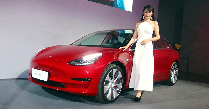 Tesla Model 3 終於來台,提供三款車型,庶民價 155.99 萬起