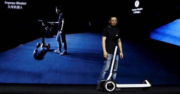 Ninebot 推新款電動滑板車,能半自動導航回充電站