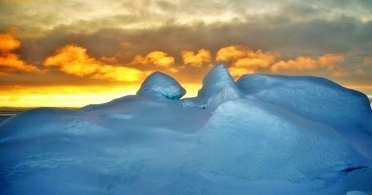 超新星爆炸殘骸闖入地球,在南極雪中發現大量星際鐵