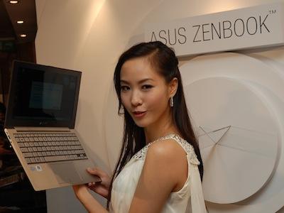 極簡禪意 Asus Zenbook UX21、UX31 Ultrabook 正式上市