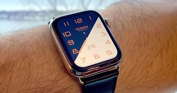 Apple Watch 5首張洩密照片流出,預計在下個月發表會上發佈
