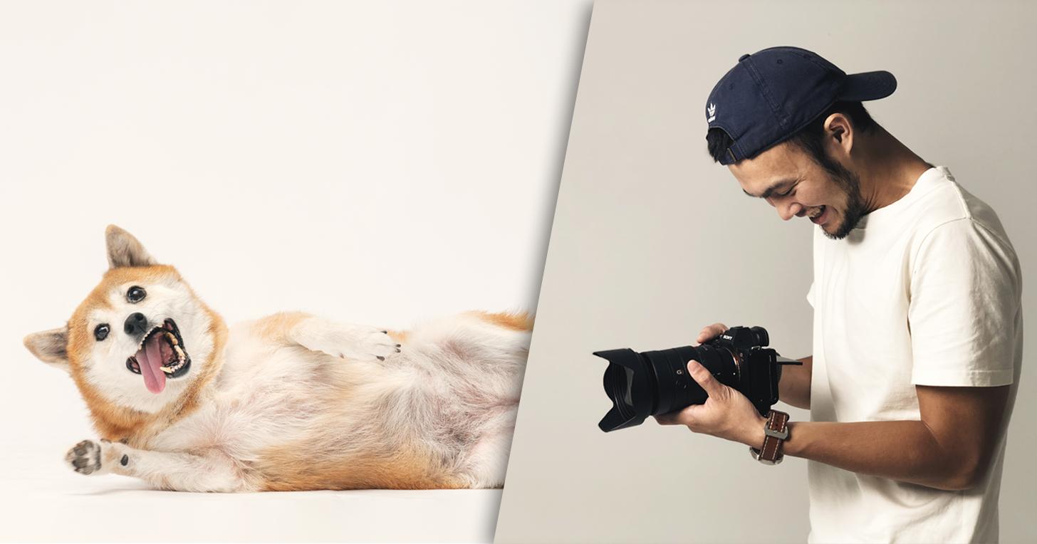 Sony α7RIII 動物眼部偵測 AF 實戰,攝影師 Yang 的寵物攝影心法大公開