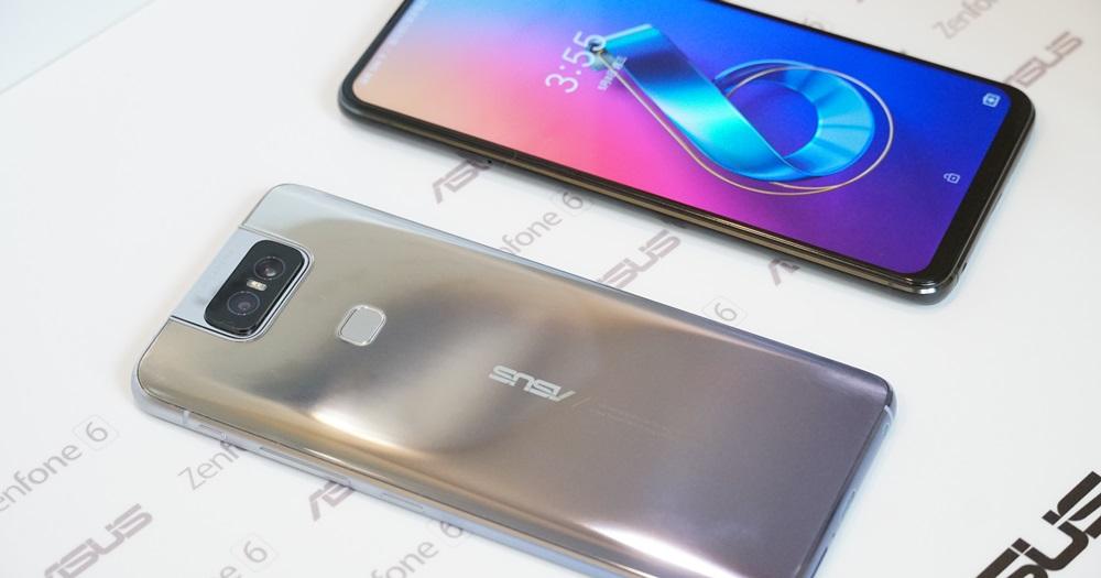 九月開始 ZenFone 6 電信交貨不用等,ROG Phone II 九月中後穩定供貨