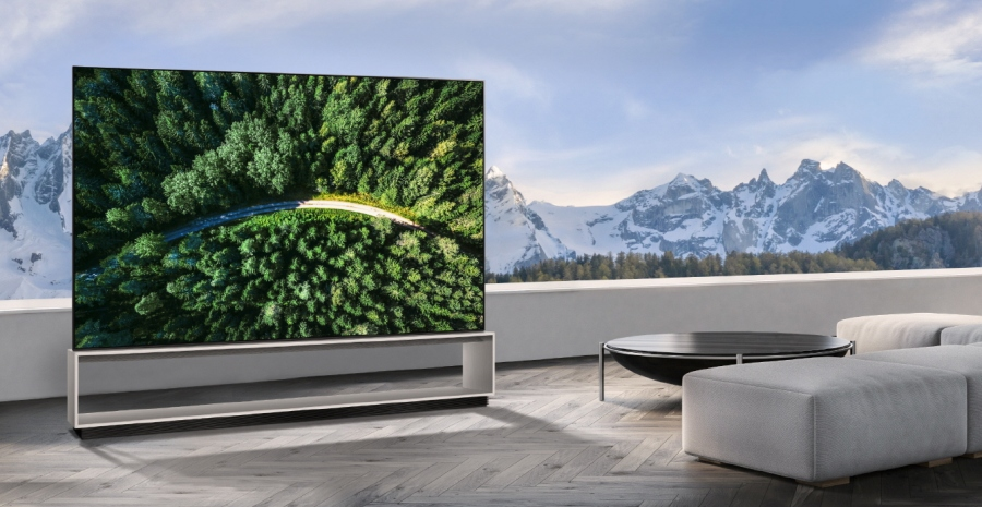 LG 推出 8K OLED TV 和 8K NanoCell TV,支援 AirPlay 2 和 HomeKit