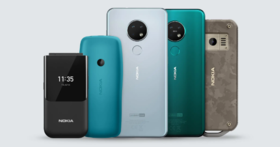 Nokia 推出 Nokia 7.2、Nokia 6.2 兩款三鏡頭新機、三款功能型手機