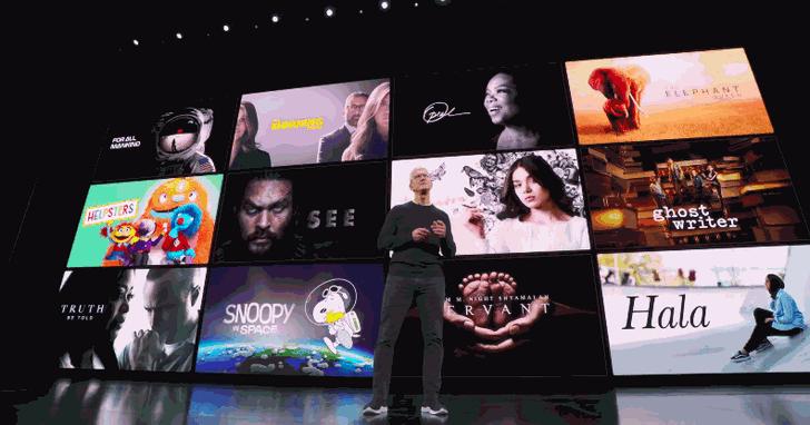 不跟影視大佬硬碰硬,蘋果Apple TV+祭出佛心價格背後沒說的事
