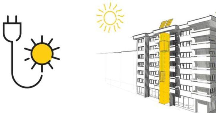 那新奇又大膽的再生能源設計:太陽能電梯