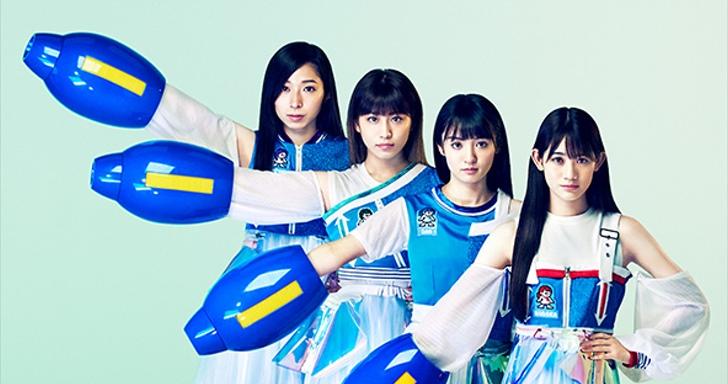 日本偶像虎魚組化身洛克少女,還有免費手機小遊戲