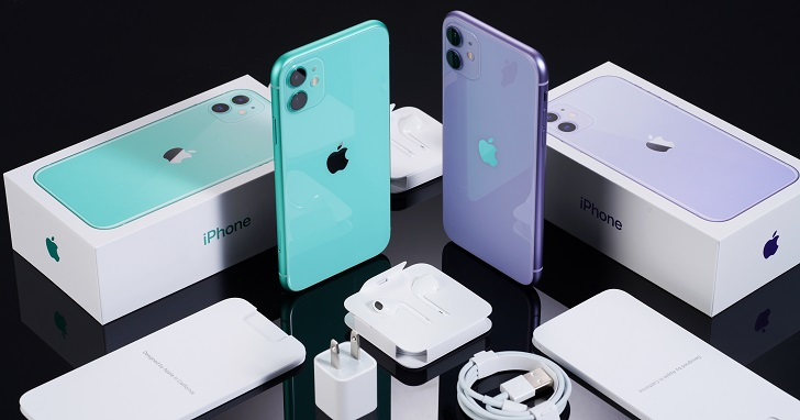 iPhone 11 綠色、紫色實機開箱,一次掌握 5 大特點、換機優惠