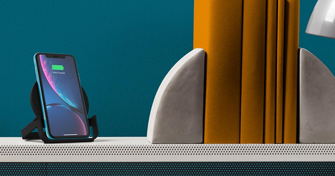 Belkin三款BOOST↑CHARGE無線充電架上市,支援QC 3.0車充、桌上充都搞定