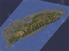 台灣之光!用《模擬城市4》創造整個台灣,推向全世界