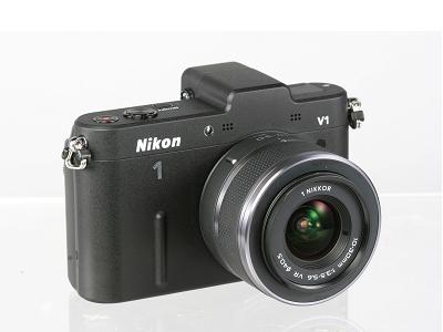 Nikon 1 V1 實測:微單眼首發,全新的拍攝體驗
