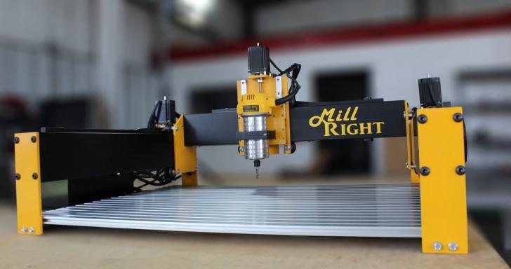 Mega V多功能CNC加工機,切削、電漿切割、雷射雕刻樣樣行