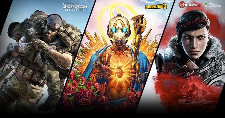AMD 好康再加碼,Xbox Game Pass for PC 玩翻 Gears 5,RX 570、Ryzen 7 2700 以上再選 1~2 款遊戲!