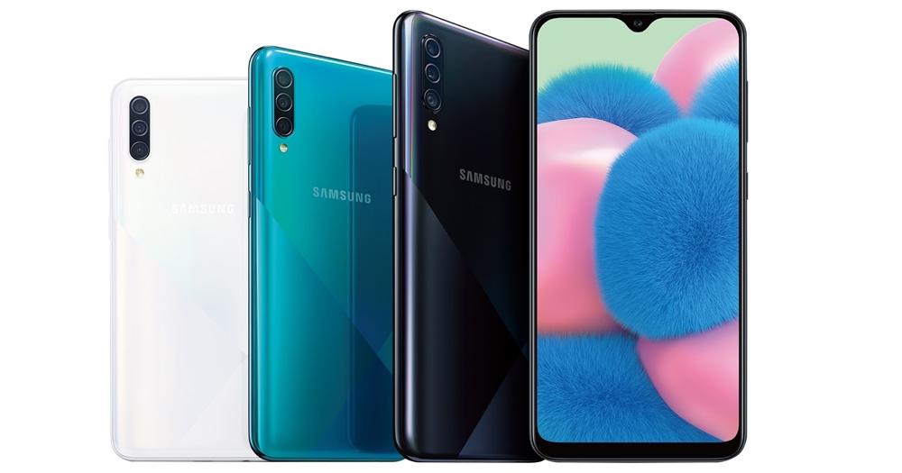 三星 Galaxy A30s 上市,大螢幕、三鏡頭、售價 8,990 元