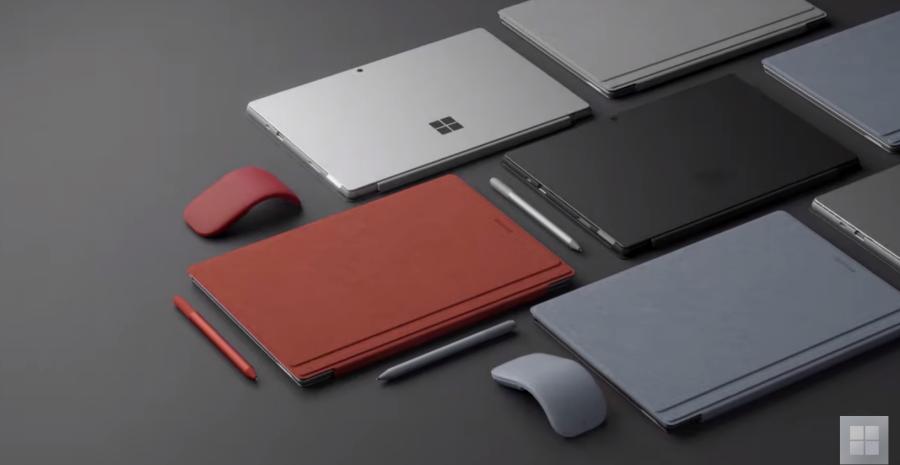 微軟推出 Surface Pro 7、Surface Pro X 新筆電,定價 749 美元起