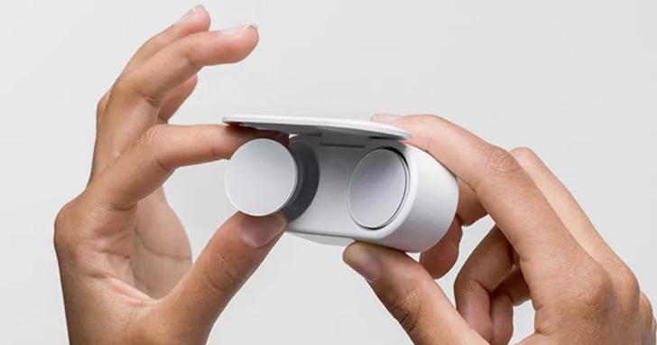 微軟首款真無線耳機 Surface Earbuds 來了!續航達 24 小時、深度整合 Office 365,售價 249 美元
