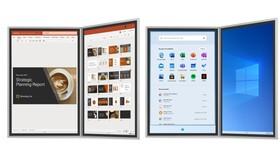 Windows 10X變什麼招?目標在2020年讓雙螢幕Windows成真