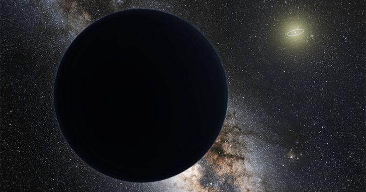 第九行星也許是一顆棒球大小的黑洞