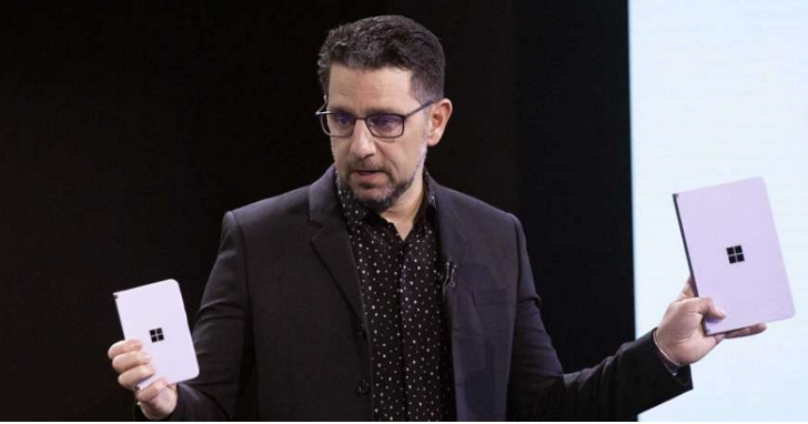微軟Surface產品部門主管說明:為什麼 Surface Duo 手機裝的是Android系統而非Windows 10 X?