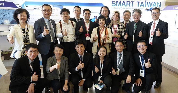 台灣業者亮相WCIT 2019,力促台灣軟實力鏈結全世界