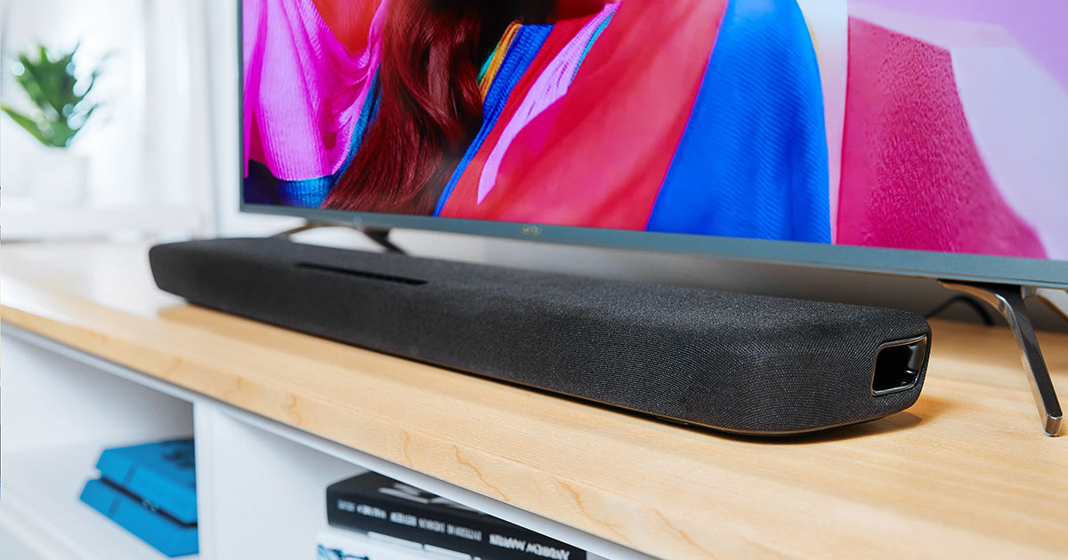 Sound Bar 界的小巨人!Yamaha YAS-109 迷你一體式音響實測
