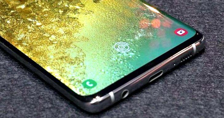 低成本 Galaxy S10 指紋辨識破解法,只要貼上塑膠薄膜保護貼就能破解