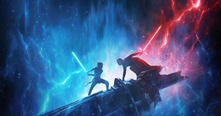 《STAR WARS : 天行者的崛起》最終預告釋出,準備充值你的原力了嗎?