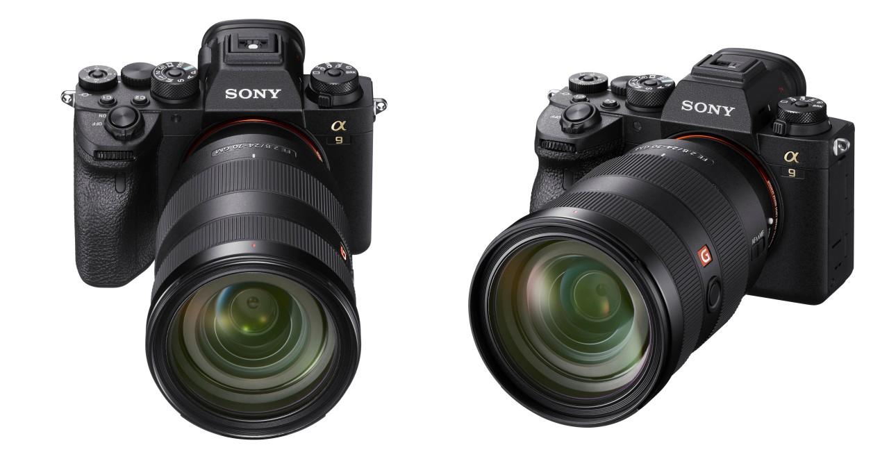 新極速連拍旗艦 Sony A9 II 在台上市,售價 134,980 元