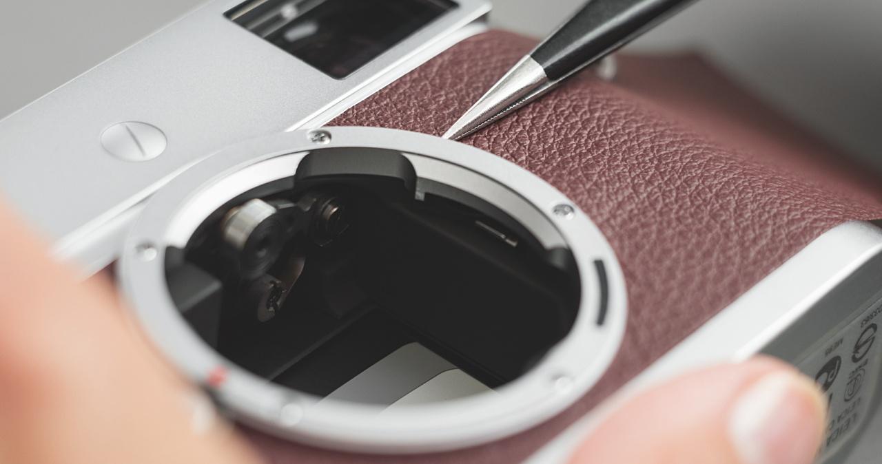 徠卡相機推出 24 色蒙皮個性化定制服務,支援 M10、Leica Q 等機型