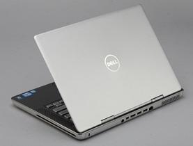 Dell XPS 14z 實測:揭開 14吋筆電塞進 13吋機身的秘密