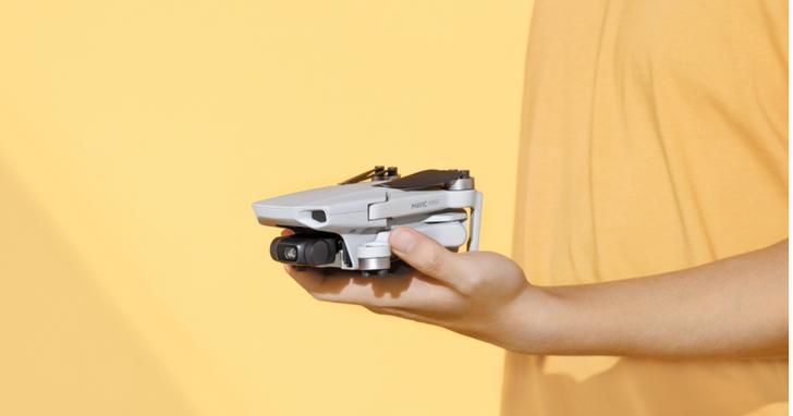 Mavic Mini,這是一架任何人都能操作的無人機