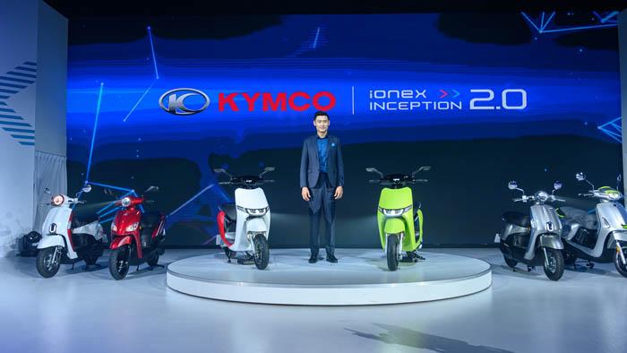 20連霸將達陣 KYMCO全車系  年度累計至今熱銷破24萬蟬聯全台之首  KYMCO 11/5 前進米蘭車展  多款「油、電」新車磅礡亮相