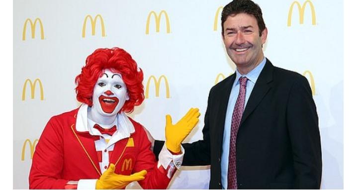 麥當勞解僱CEO,說不許辦公室戀情就是不許!4年來讓公司市值翻了兩倍也沒用
