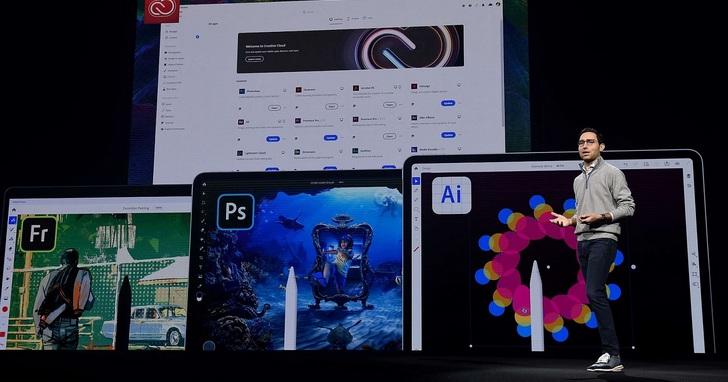 運用跨平臺支援提高創作生產力,Adobe發布Creative Cloud全新功能