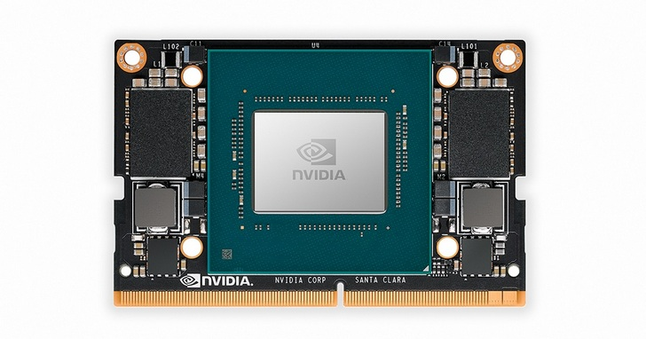NVIDIA推出Jetson Xavier NX,全球尺寸最小的邊緣AI超級電腦