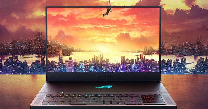 高達300Hz更新率螢幕!ROG Zephyrus S電競筆電在台上市